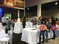 Large Exhibit Booths Allow You To Talk To More Brides