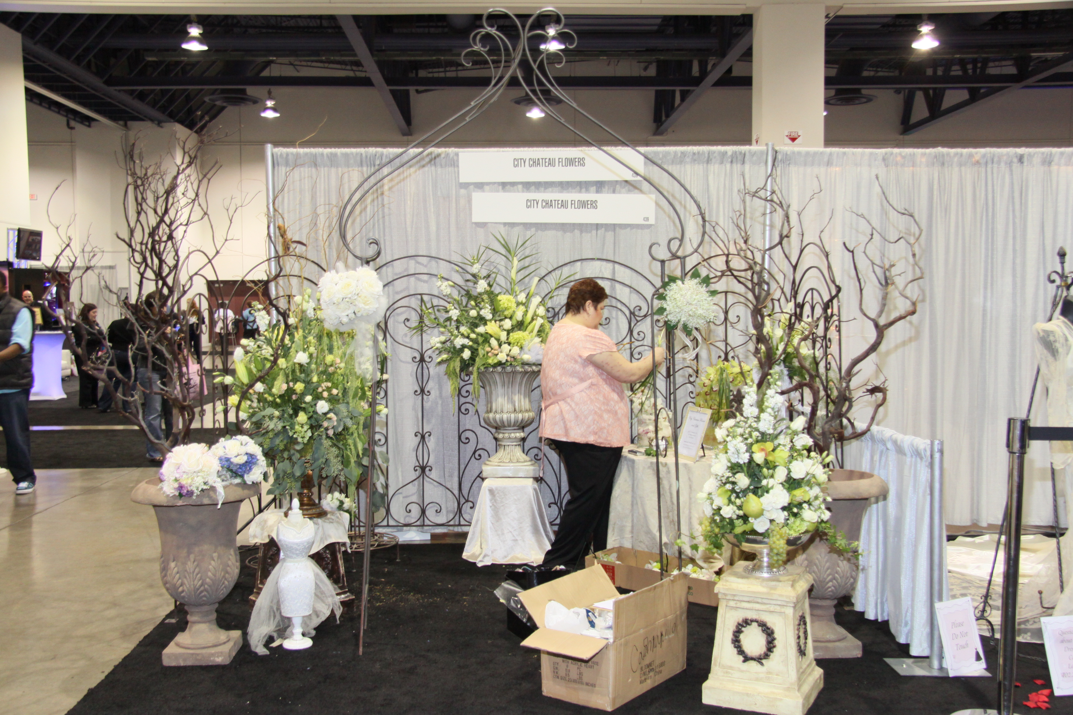 Trade show booth reach the las vegas wedding market why solutioingenieria Gallery