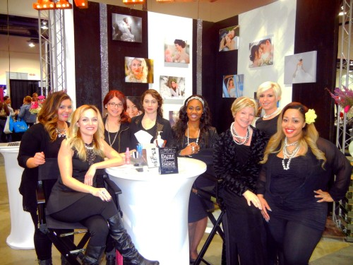 The Ladies of Makeup in the 702